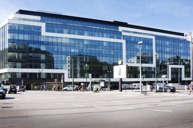 Louizalaan 279, Brussel