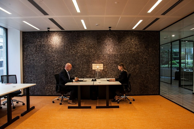 Flexibele kantoorruimte Marnixlaan 13-17, Brussel
