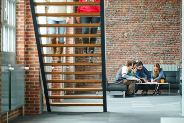 Kantoorruimte: Barastraat 173-177 in Brussel