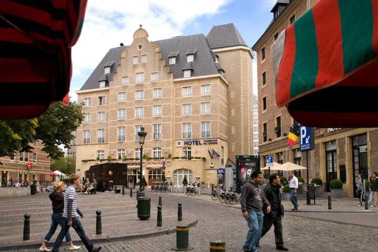 Kantoorruimte: Carrefour De L Europe 2 in Brussel