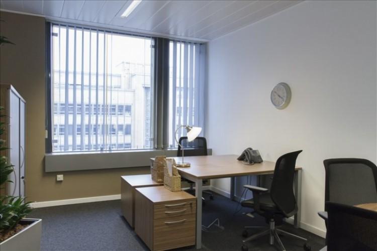 Kantoorruimte: Charles Quint avenue 584 in Brussel