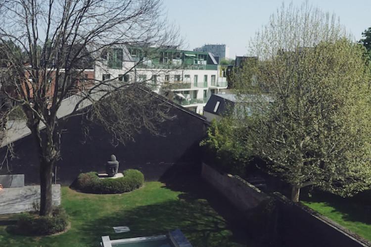 Flexibele kantoorruimte Cogels Osylei 19, Antwerpen