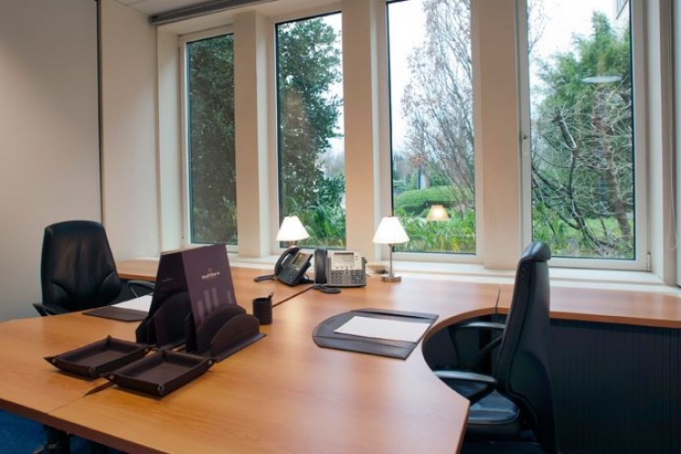 Flexibele kantoorruimte Culliganlaan 1, Diegem
