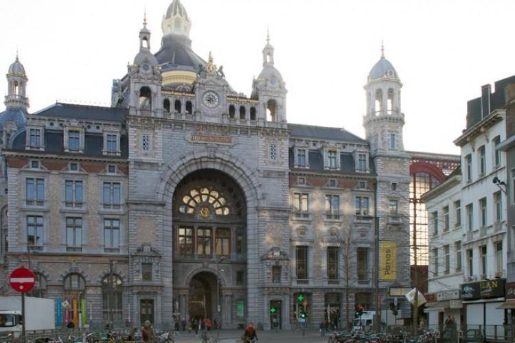 Kantoorruimte: De Keyserlei 58 in Antwerpen