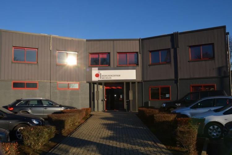 Kantoorruimte: De Regenboog in Mechelen