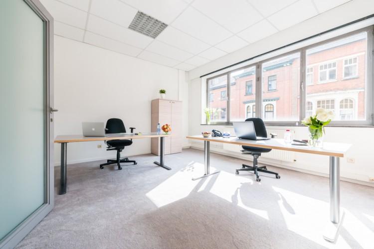 Kantoorruimte: Fr. Rooseveltlaan 348-349 in Gent