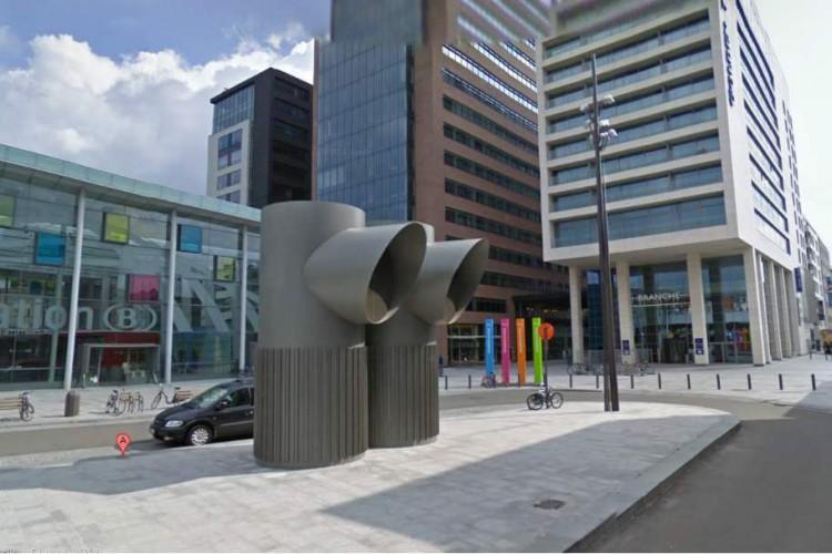 Kantoorruimte: Korte Kievitstraat 22 in Antwerpen