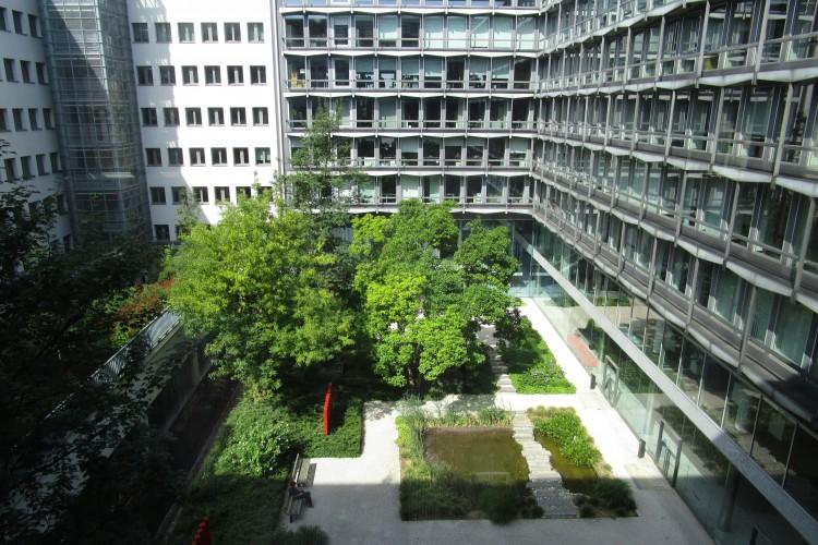 Bedrijfsruimte Kunstlaan 56, Brussel