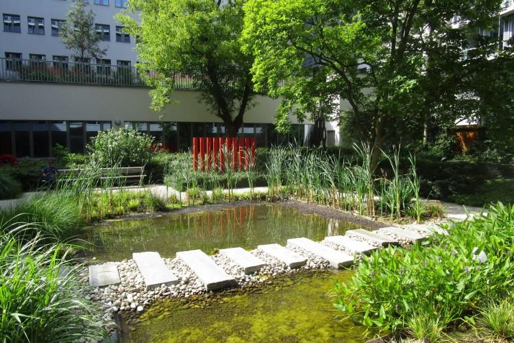 Flexibele werkplek Kunstlaan 56, Brussel