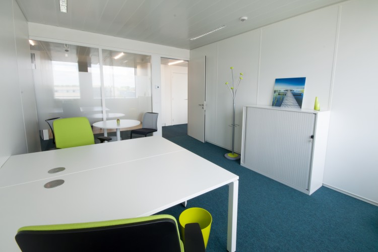 Flexibele kantoorruimte Kunstlaan 56, Brussel