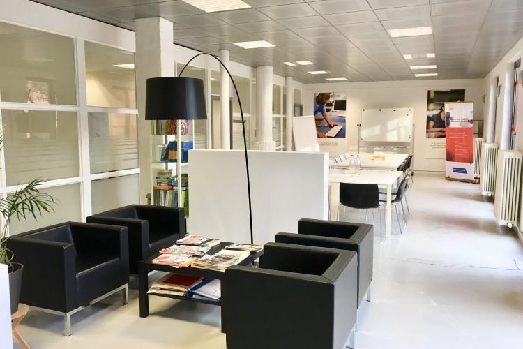 Kantoorruimte Lange leemstraat 372, Antwerpen