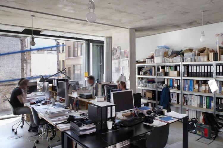Kantoorruimte: Lange Winkelhaakstraat 26 in Antwerpen