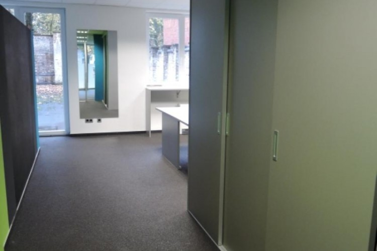 Kantoorruimte: Leopoldplein 12 in Hasselt