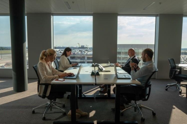 Flexibele werkplek Luchthaven Brussel Nationaal , Brussel