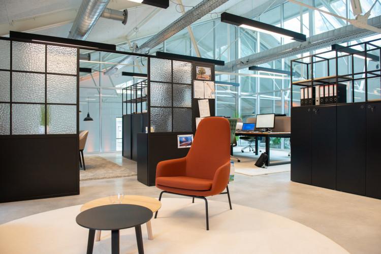 Bedrijfsruimte Nieuwe Wandeling 62, Gent