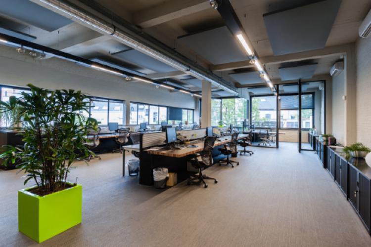 Kantoorruimte: Raas Van Gaverestraat 83 in Gent