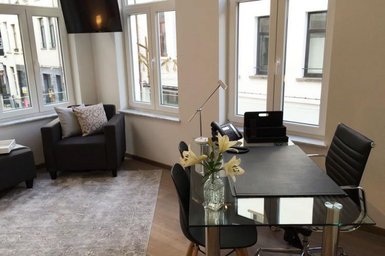 Kantoorruimte: Reyndersstraat 30 in Antwerpen
