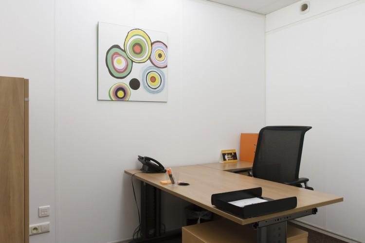Flexibele kantoorruimte Schumanplein 6, Brussel