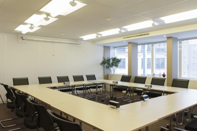 Bedrijfsruimte huren Schumanplein 6, Brussel