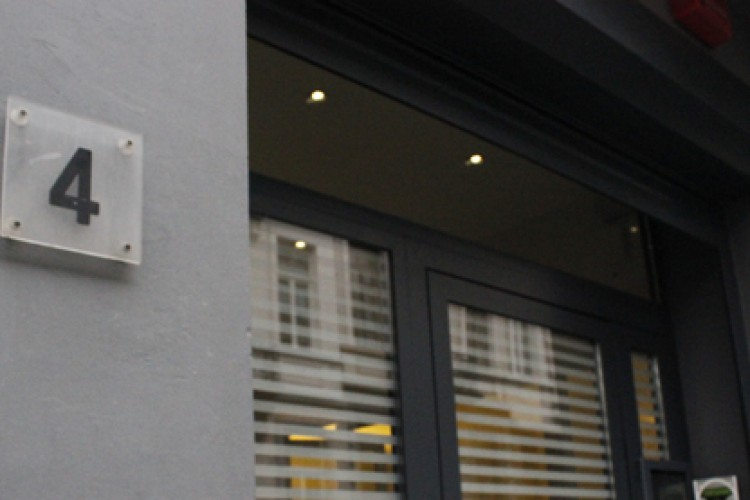 Kantoorruimte: Rue de la Presse 4 in Brussel