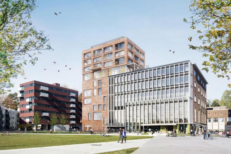 Kantoorruimte Sluisstraat 79 , Leuven