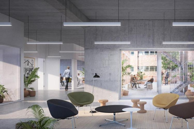 Flexibele kantoorruimte Sluisstraat 79 , Leuven