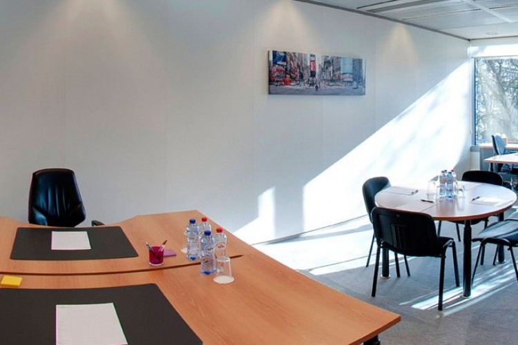 Kantoorruimte: Square de Meeûs 38/40 in Brussel