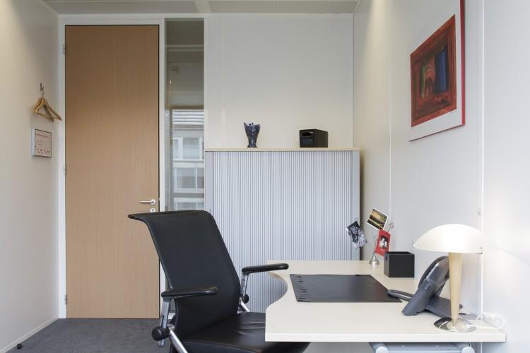 Bedrijfsruimte huren De Meeûssquare 37, Brussel