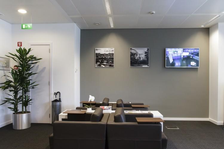 Flexibele bedrijfsruimte De Meeûssquare 37, Brussel