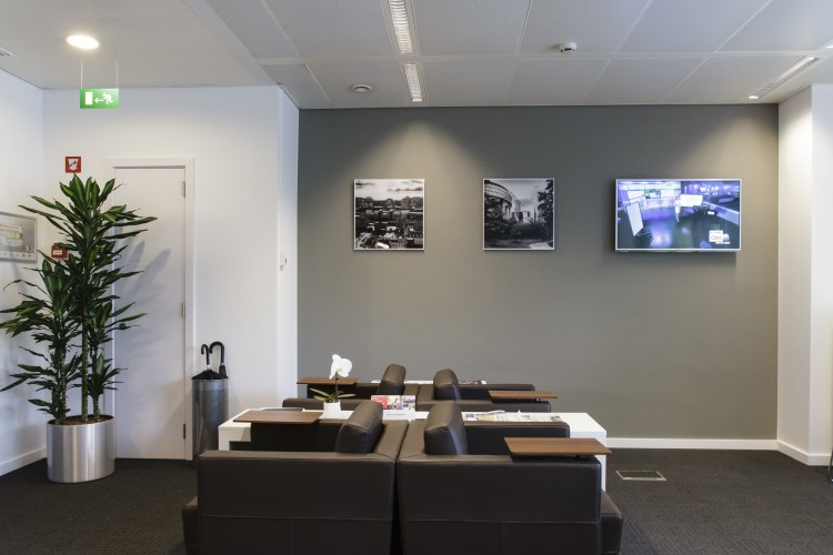 Kantoorruimte: De Meeûssquare 37 in Brussel