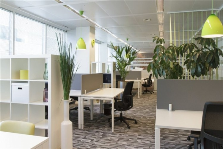 Kantoorruimte: Uitbreidingstraat 84 in Antwerpen