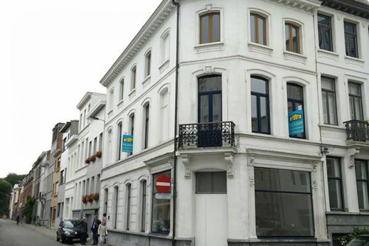Bedrijfsruimte Van Trierstraat, 2, Antwerpen