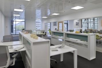 Flexibele kantoorruimte Fonsnylaan 47B, Brussel