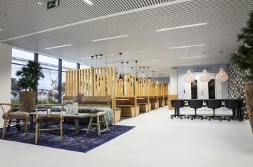 Flexibele kantoorruimte Louizalaan 279, Brussel
