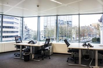 Flexibele werkplek Louizalaan 279, Brussel