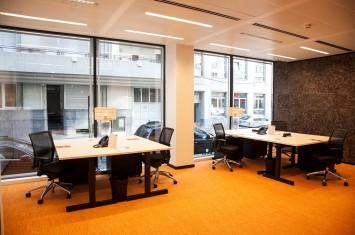 Werkplek Marnixlaan 13-17, Brussel