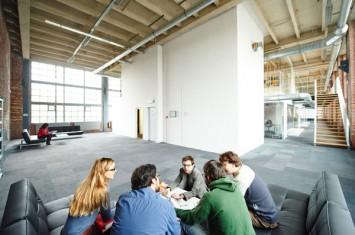 Bedrijfsruimte huren Barastraat 173-177, Brussel