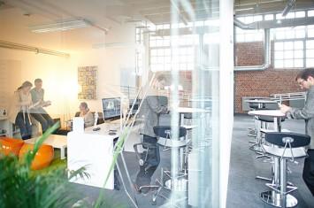 Flexibele kantoorruimte Barastraat 173-177, Brussel