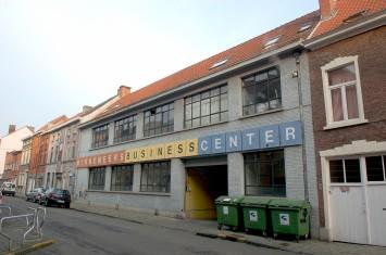 Bedrijfsruimte Blekerijstraat 75, Gent