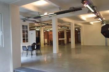 Flexibele bedrijfsruimte Broederminstraat 7, Antwerpen