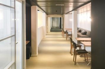 Flexibele kantoorruimte De Meeûssquare 35, Brussel