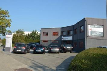 Kantoorruimte De Regenboog, Mechelen
