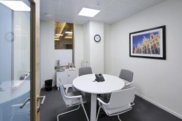Flexibele kantoorruimte Europakruispunt 2, Brussel