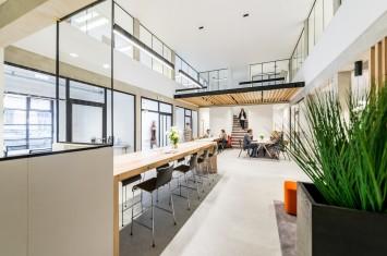 Flexibele kantoorruimte Fr. Rooseveltlaan 348-349, Gent