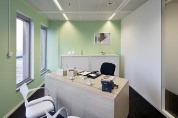 Flexibele kantoorruimte Gaston Crommenlaan 4 , Gent