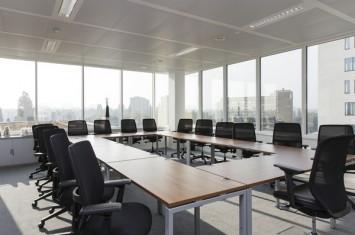 Flexibele kantoorruimte Keizer Karellaan 584, Brussel