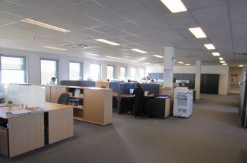 Flexibele kantoorruimte Koralenhoeve 15, Antwerpen