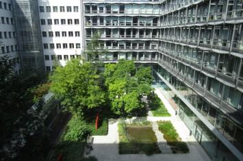 Kantoorruimte huren Kunstlaan 56, Brussel