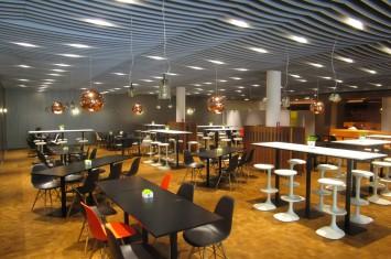 Werkplek Kunstlaan 56, Brussel