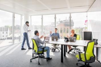 Flexibele kantoorruimte Leonardo da Vincilaan 1, Zaventem